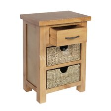 Sagers 1 Drawer Console Chest