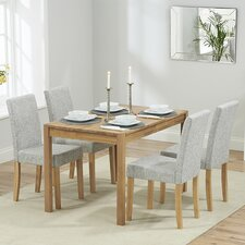 Promo Dining Table and 4 Chairs