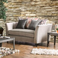 Jollette Contemporary Loveseat