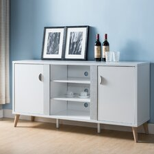 Rousseau Contemporary Buffet Table