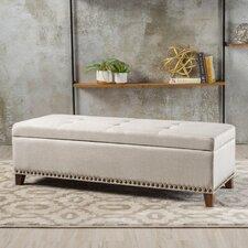 Bluford Fabric Storage Ottoman