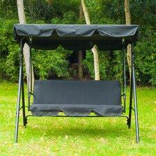 Katelynn 3 Person Canopy Porch Swing