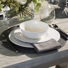 Knotts  Melamine 12 Piece Dinnerware Set, Service for 4
