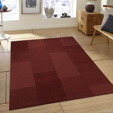 Irma Brick Rust Area Rug