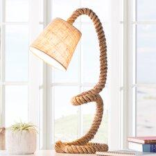 """Heron Rope 29"""" Desk Lamp"""
