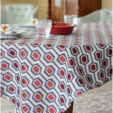 Jump Geometric Jacquard Rectangular Tablecloth