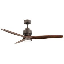 """60"""" Spillman 3 Blade Ceiling Fan with Remote"""