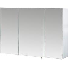 Basic 120cm x 71cm Mirror Cabinet