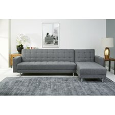 Lukas 3 Seater Corner Sofa Bed