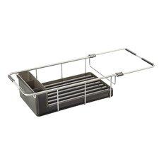 Metro Aluminum Over Sink Drainer Dish Rack