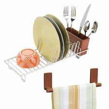 Formbu Compact Drainer Dish Rack
