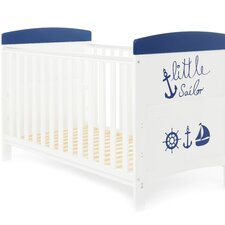 Little Sailor Grace Inspire Cot Bed