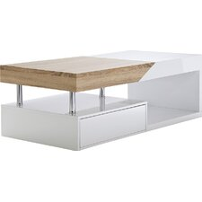 Earthcott Green Coffee Table with Storage