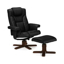 Annandale Massage Recliner and Footstool