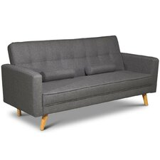 Sandviken 3 Seater Clic Clac Sofa Bed