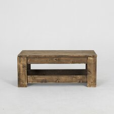 Lamoreaux Rustic Knotty Coffee Table