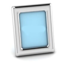 Sterling Silver Classic Rectangle Picture Frame
