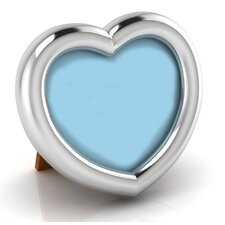 Sterling Silver Heart Picture Frame