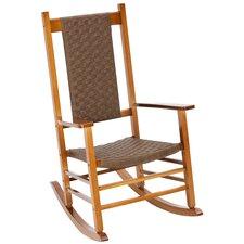 Knollwood Wicker Rocking Chair