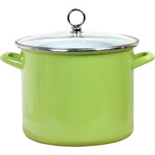 Calypso Basics 8-qt. Stock Pot with Lid