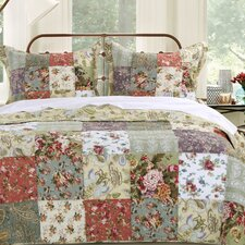 Eleanora Reversible Quilt Set