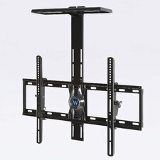 "Swinging Floater Tilt Swivel Wall Mount for up to 60"" Flat Panel Screens"