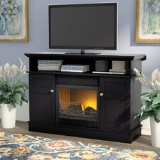 """Grand View 43"""" TV Stand with Electric Fireplace"""