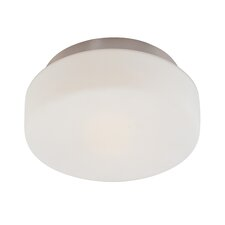 Pan 2-Light Flush Mount