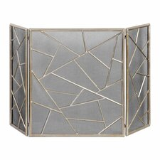 Dehart Modern Fireplace Screen