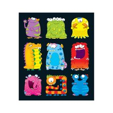 Monsters Prize Pack Sticker (Set of 4)