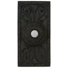 Surface Mount Doorbell in Weathered Black