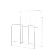 Collin Kids Bed with Metal Duo Panels