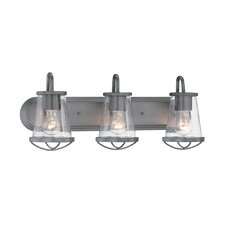 Regan 3-Light Vanity Light