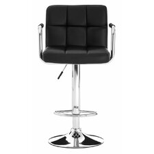 Starz Swivel Adjustable Bar Stool (Set of 2)