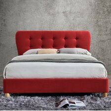 Aghavary Upholstered Bed Frame
