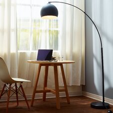 Adalius 174cm Arched Floor Lamp