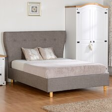 Regean Double Upholstered Bed Frame