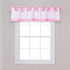 "Alphabet Cake 53"" Window Valance"