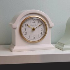 Grace Break Arch Mantel Clock