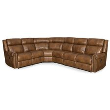 Esme Leather Modular Sectional