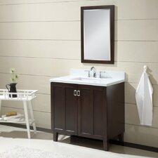 """Lehigh 36"""" Single Sink Bathroom Vanity Set"""