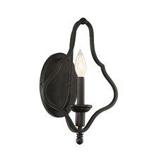 Jaycee 1-Light Candle Sconce
