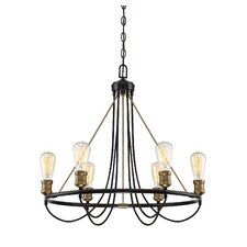 Bendooragh 6-Light Candle-Style Chandelier