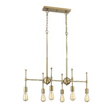 St Helens 6-Light Kitchen Island Pendant