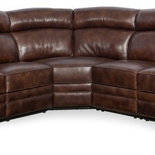 Carlisle Leather Corner Wedge