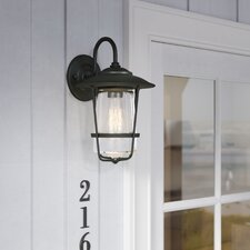 Glen 1-Light Outdoor Wall lantern