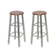 Gunning 70cm Bar Stools (Set of 2)