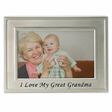 Sentiments I Love My Great Grandma Picture Frame