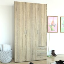 Chapin 3 Drawer and 3 Door Armoire