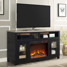 "Callowhill 54"" TV Stand with Electric Fireplace"